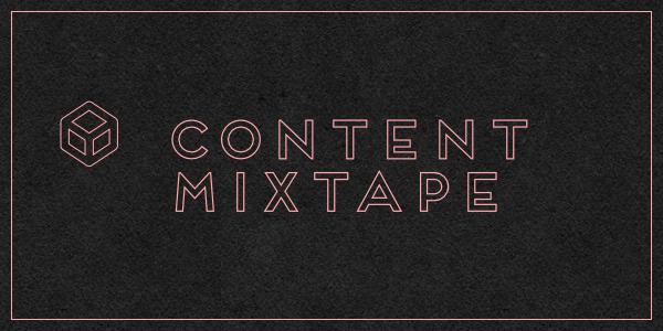 Content Mixtape Icon