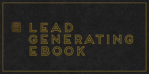 Lead Generating Ebook Icon