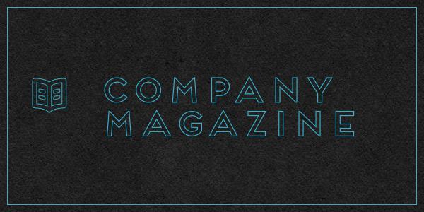 Company Magazine Icon