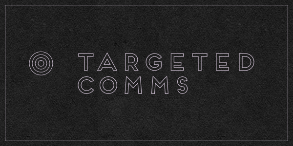 Targeted Comms Icon