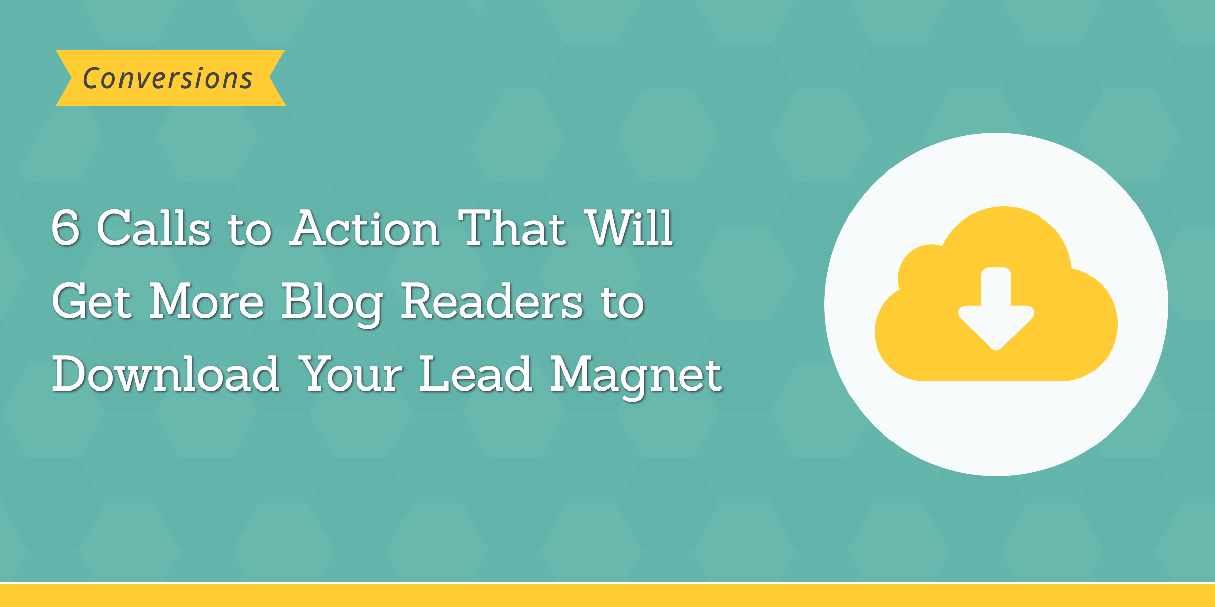 calls to action to download a lead magnet