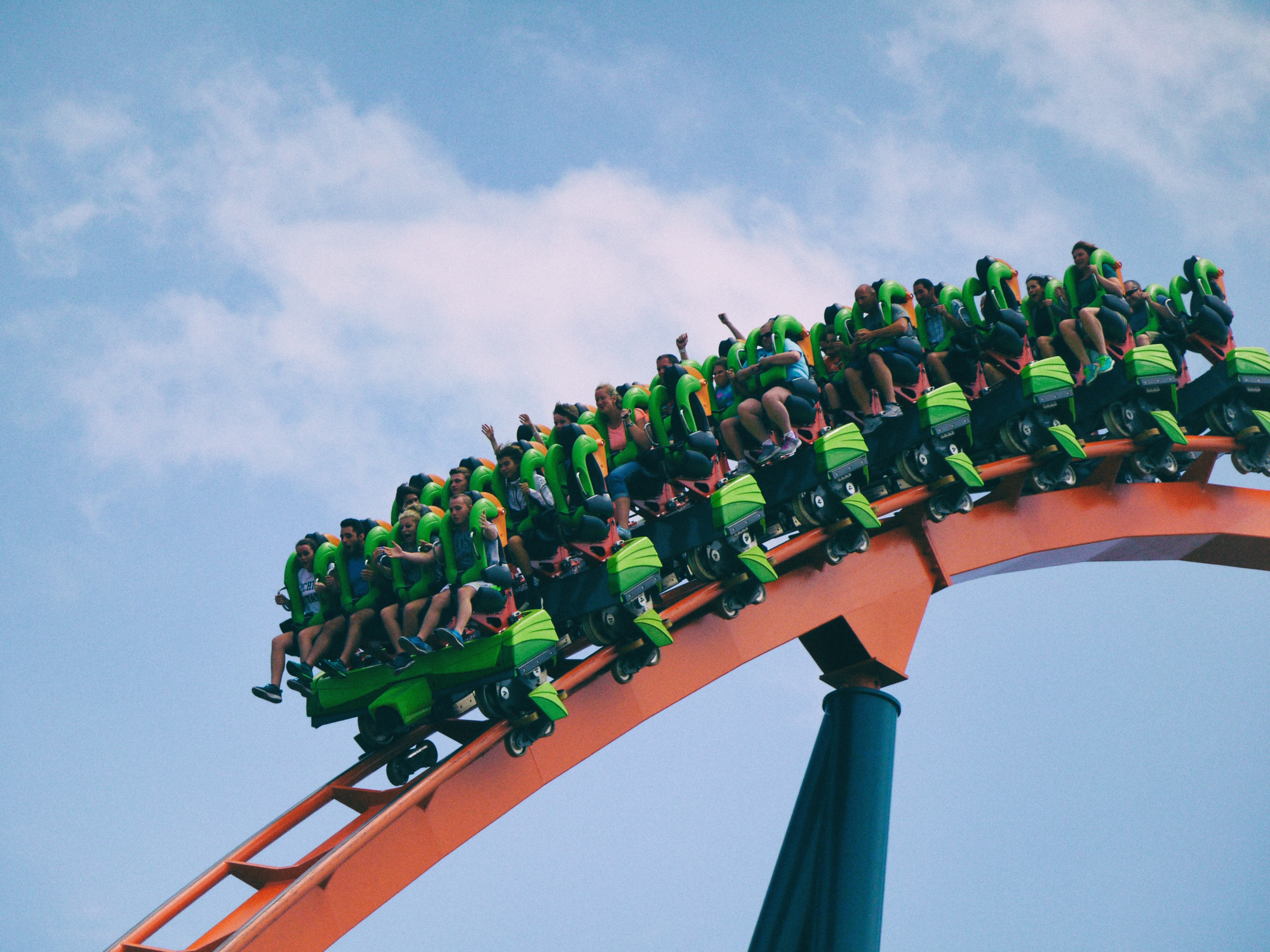 #OpenBlog progress report 2 is like riding a roller coaster