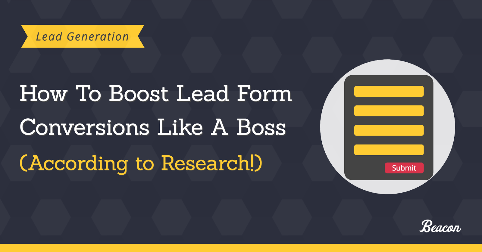 lead form conversions