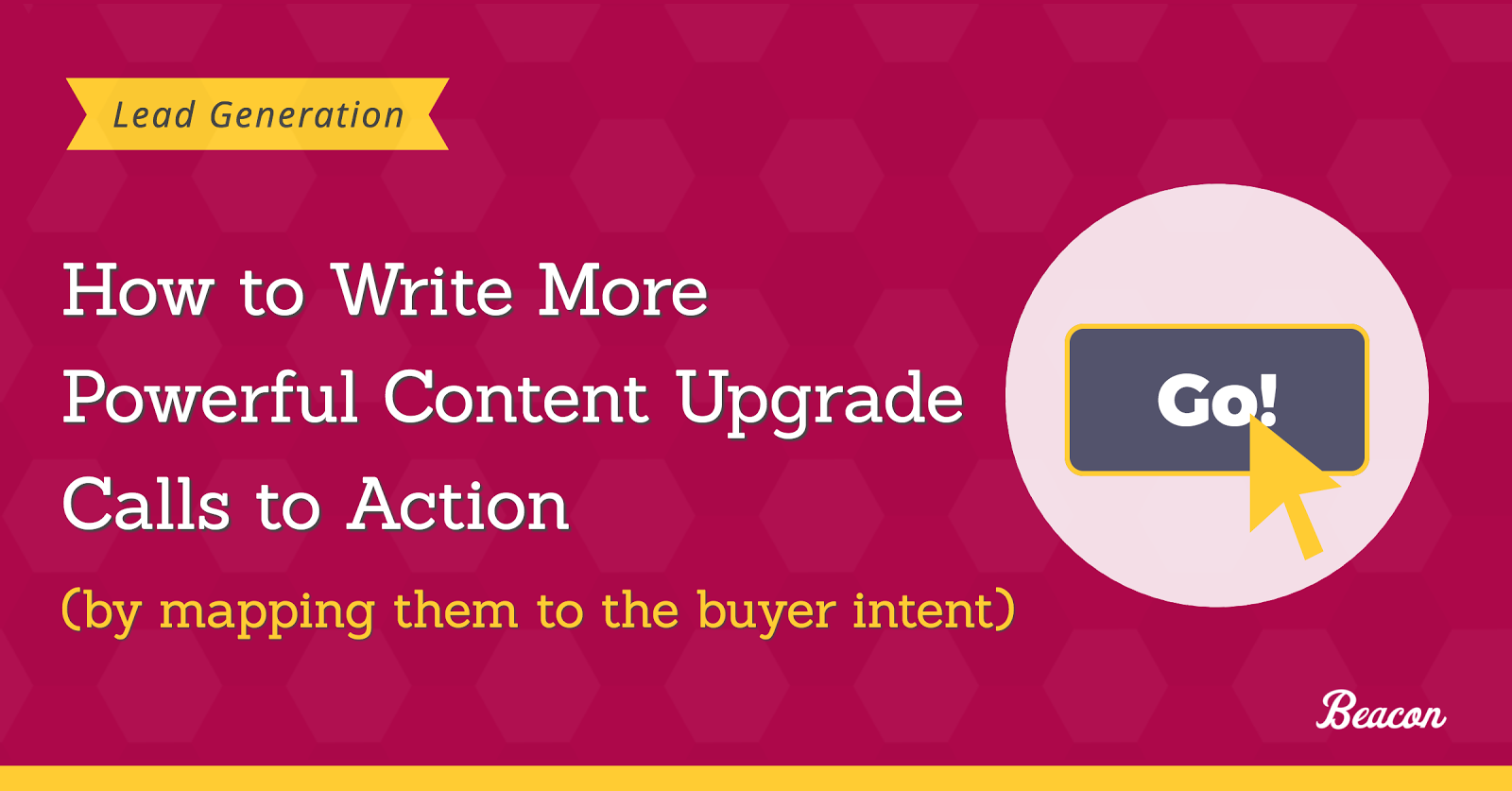Content upgrade calls to action
