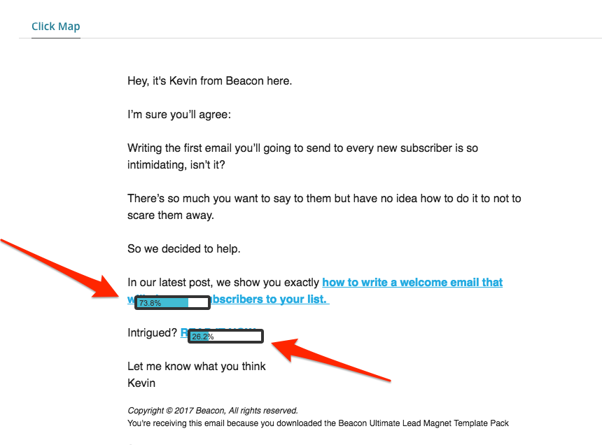This is How to Write an Irresistible Email Call to Action - Beacon