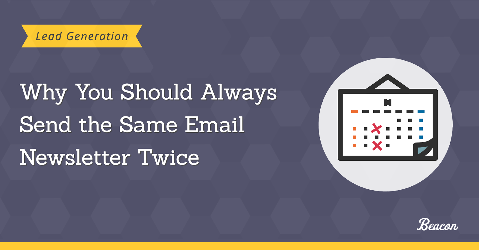 Send email twice